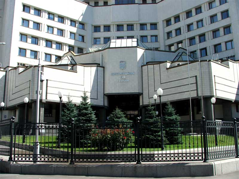 Одеса: прес-конференція «Конституційний Суд України: необхідні законодавчі зміни»